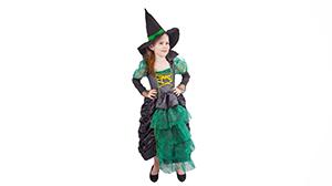 Kostýmy halloween / čarodějnice