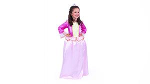 Kostýmy princezny