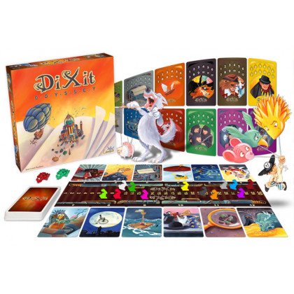 Game Dixit - Odyssey