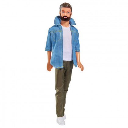 the Urban Kevin doll, 2 types