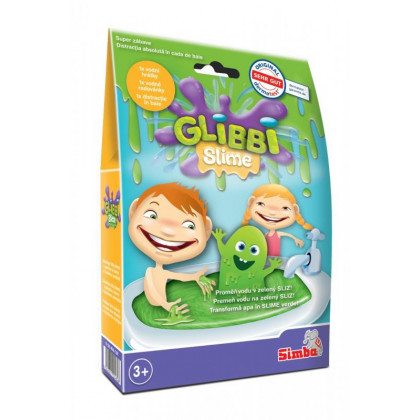 Glibbi Slime Bath - green
