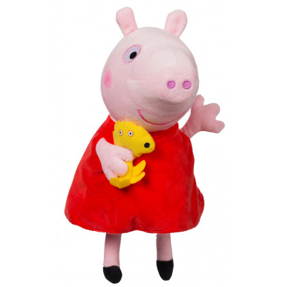 PEPPA WITH FRIEND 35 CM
