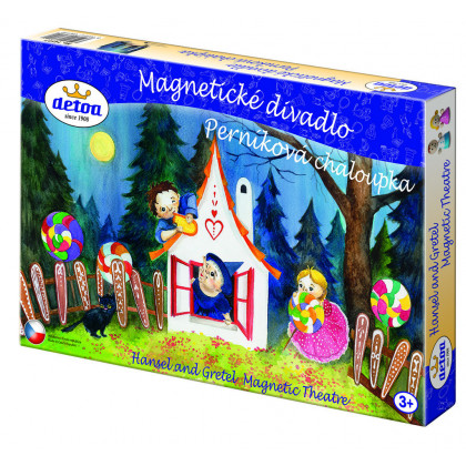 Magnetic Theater - Gingerbread House