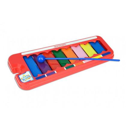 Xylophone mini 24 x 10.5 x 2 cm