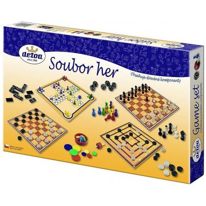 A set of games