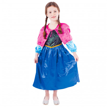the costume winter princess, size M
