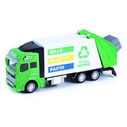 the garbage truck CZ design