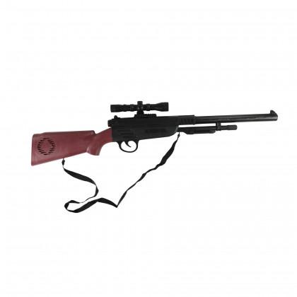 puška vojenská / Army se zvukem 2 druhy