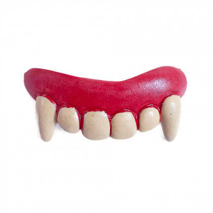 the vampire rubber teeth, adult