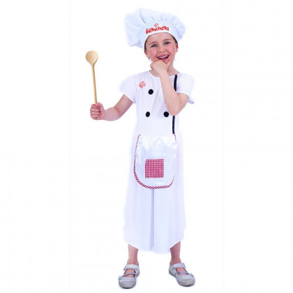 the Children's cook costume (S)