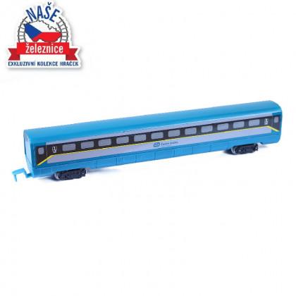 Replacement wagon for SC Pendolino train