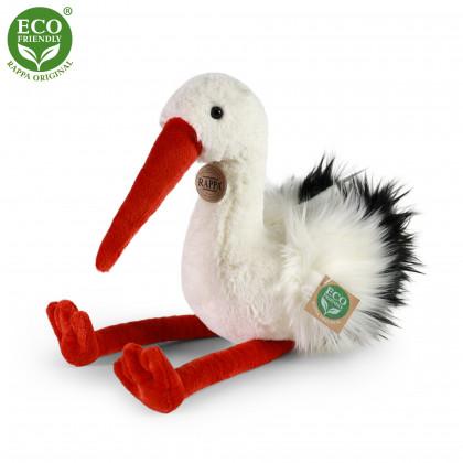 the plush bird stork, 39 cm