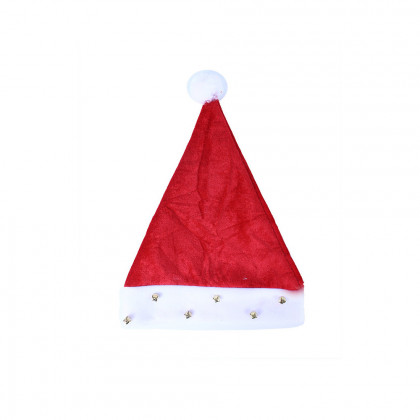 Christmas hat with bells