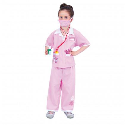 Children's costume vet (S) e-pack
