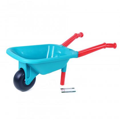 Exclusive plastic wheel-barrow