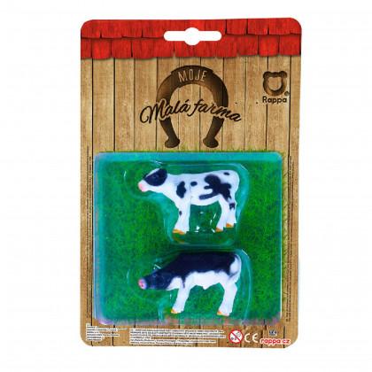 Farm animals 2 in 1 - cows
