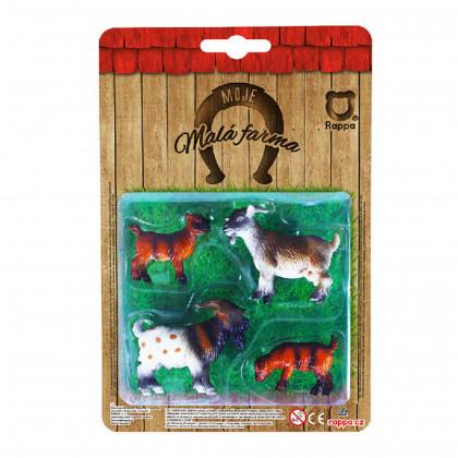 Farm animals 4 in 1 - goats