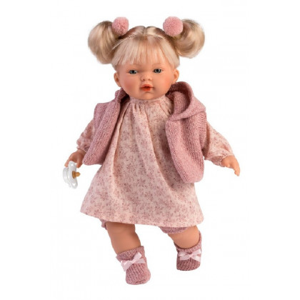 ARIANA doll with sounds 33 cm