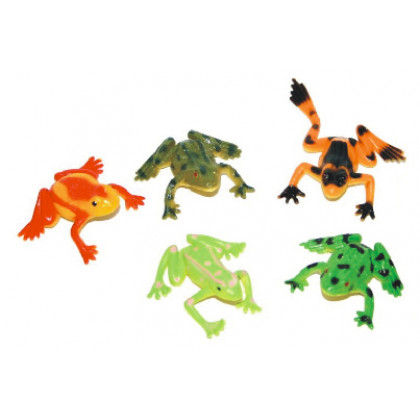 the frogs, 5 pieces