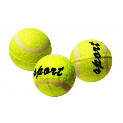 the tennis ball in a bag, 3pc