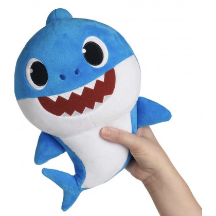 Baby Shark plush, 3 types