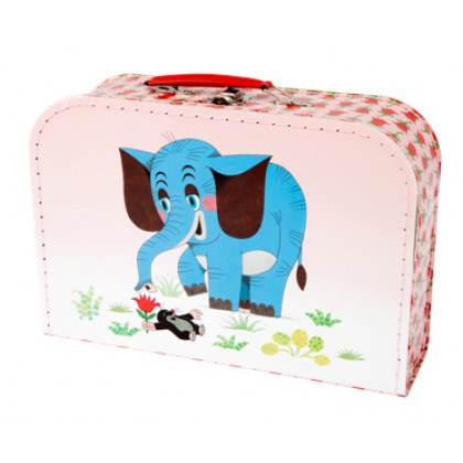 the suitcase Mole and elephant, midsize