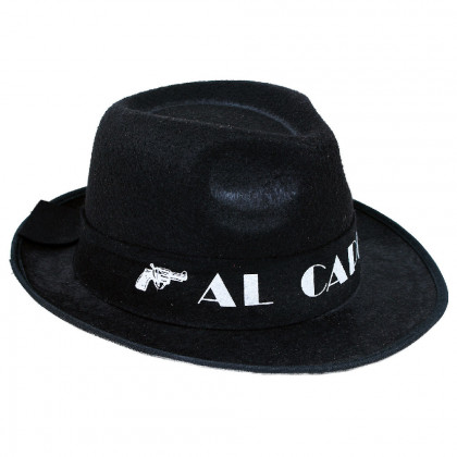 the Al Capone hat for adults
