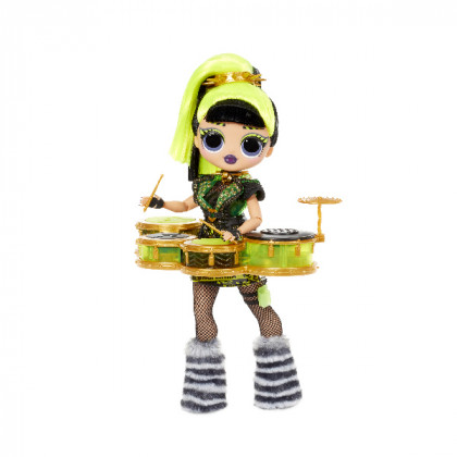 L.O.L. Bhad Gurl and Drums