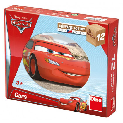 the cubes Cars in the world, 12 cubes