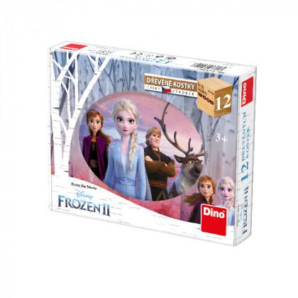 the cubus FROZEN 2, 12 cubes
