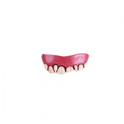 the rubber teeth, 3 types