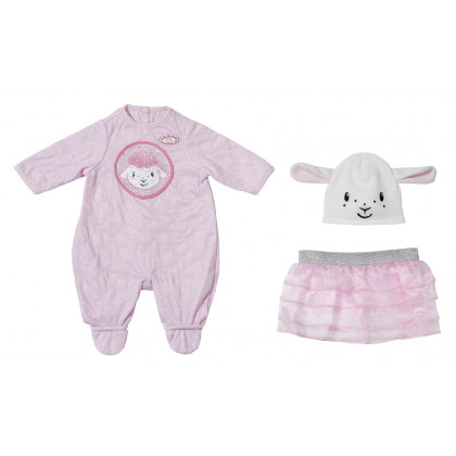 Baby Annabell Deluxe Sequin Set 43cm