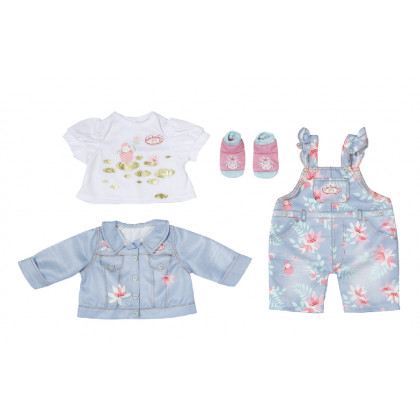 Baby Annabell Deluxe denim cl.