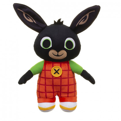 Bing stuffed rabbit talking