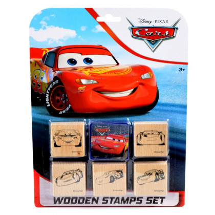 Stamps 5 + 1 CARS