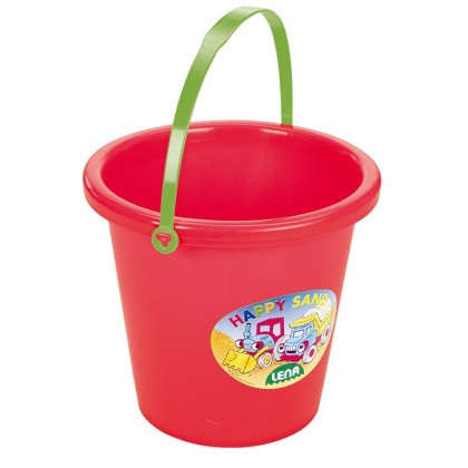 the bucket for sand, 18 cm