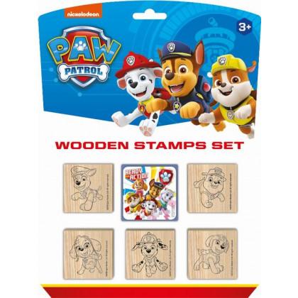 Stamps 5 + 1 Paw Patrol