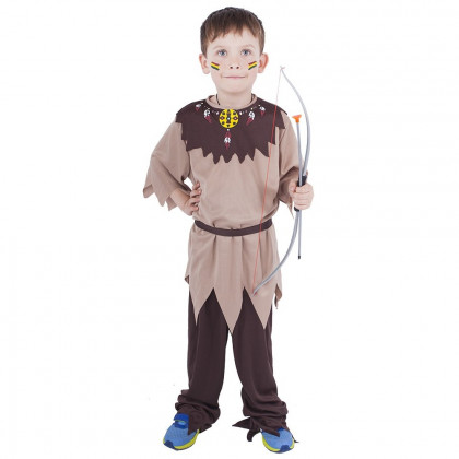 the Indian carnival costume, size M
