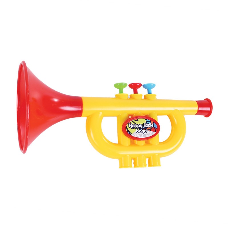 the small plastic trumpet, 2 kinds
