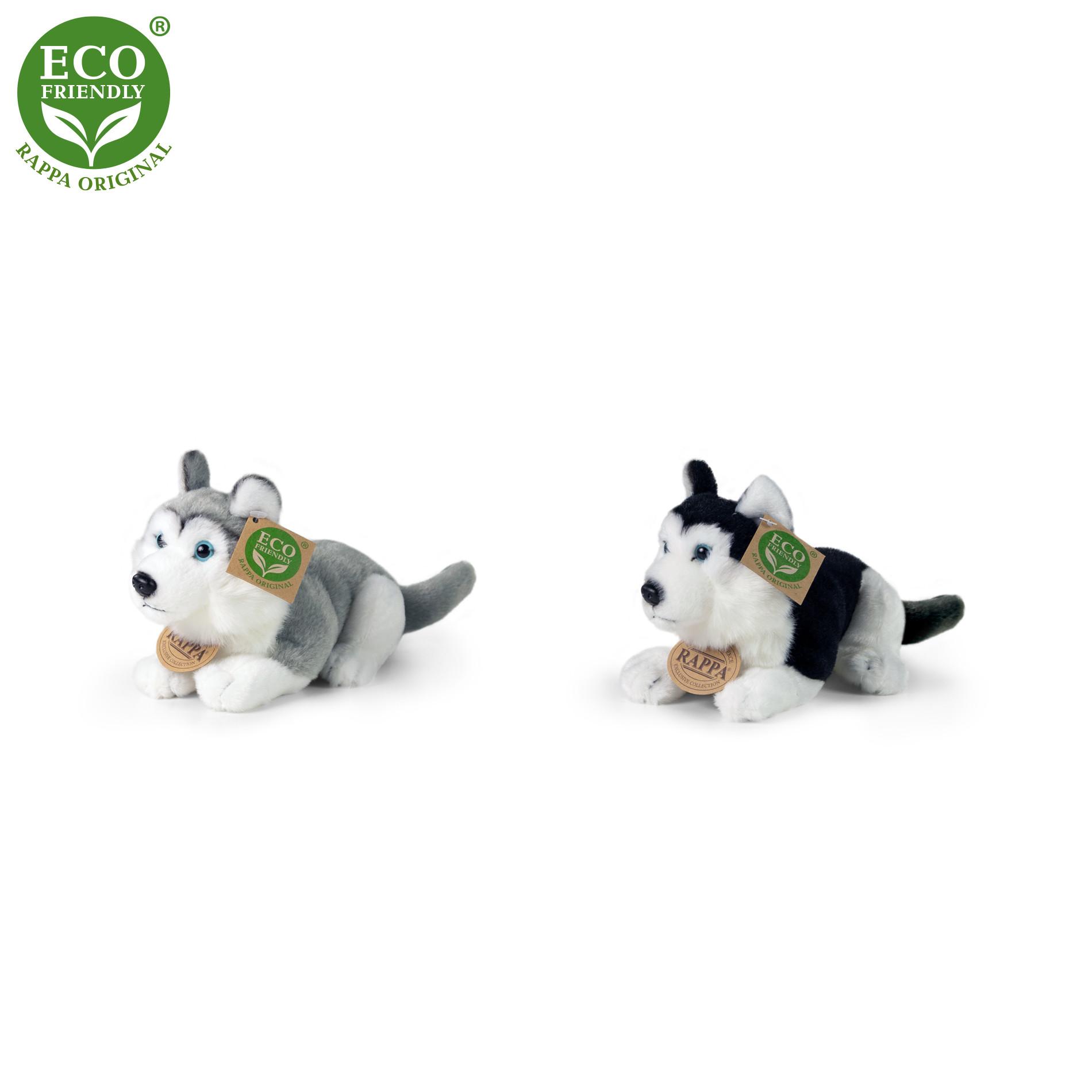 Plush husky 17 cm 2 types