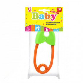 the safety pin rattle