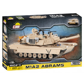 Kit Small Army Abrams M1A2