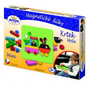 the magnetic pieces - Mole mini