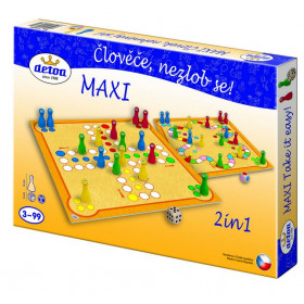 the Game Ludo! MAXI