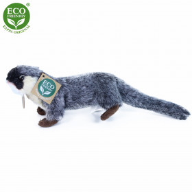 the plush otter, 18 cm