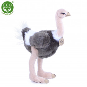the plush ostrich, 32 cm