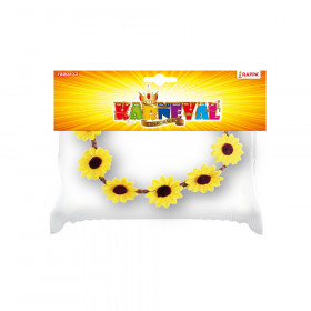 the headband flower yellow