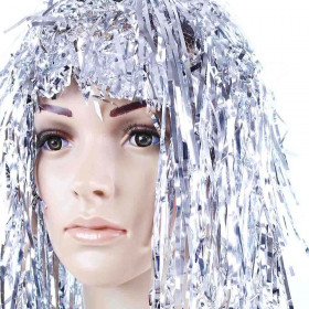 the silver wig adult
