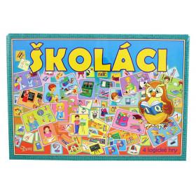 the School Kids game