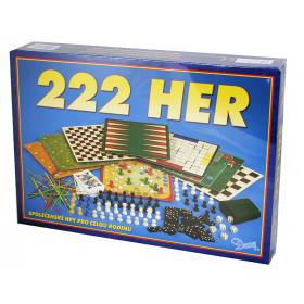 the play set 222 games